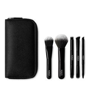 Кисти для макияжа KIKO Ttravel brush set  фото