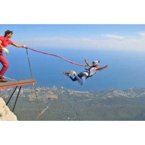 Роуп-джампинг / роупджампинг / rope jumping фото