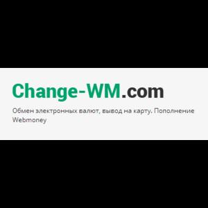 Сайт Сhange-wm.com фото