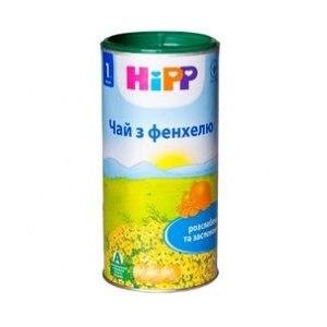Чай HIPP фенхель (с 1 месяца) фото