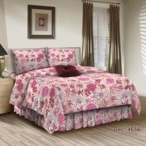 Комплект постельного белья Жасмин г.Иваново 2-х спальный фото
