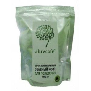 Abrecafe кофе зеленый для похудения. фото