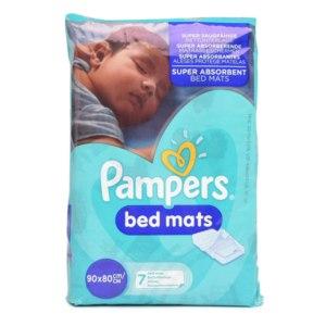 Одноразовые пеленки Pampers Простыни BedMats впитывающие 90*80см фото