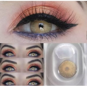 Контактные линзы цветные Aliexpress NewYork Fashionable Cosmetic Dark Eyes Contact Lens Cover фото