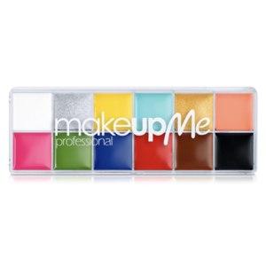 Грим Makeupme Профессиональная палитра 12 оттенков фото