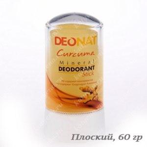 Део-кристалл DeoNat плавленный с куркумой фото