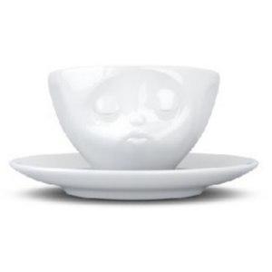 Чашка с блюдцем Tassen Поцелуй фото
