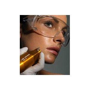 Фракционное лазерное омоложение (ДОТ - безоперационная подтяжка лица) фото