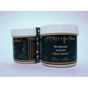 Маска для лица V.i.Cosmetics Янтарная O'Dio «Blue sand»  фото