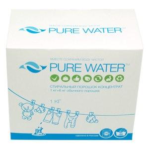 Стиральный порошок концентрат Ми&Ко Pure Water фото