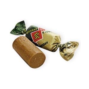 Конфеты Рот Фронт Батончики с орехами фото