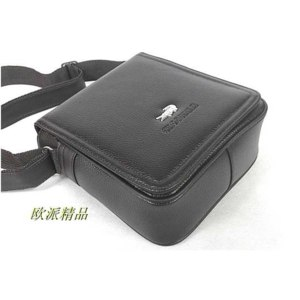 Мужская сумка Aliexpress High Quality PU leather Messenger Bags For Men фото