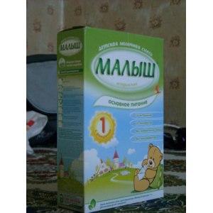 Детская молочная смесь Малыш Истринский (1) фото