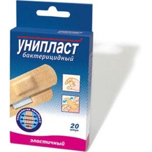 Пластырь УНИПЛАСТ Бактерицидный фото