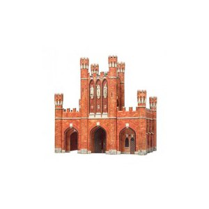 Умная бумага Королевские ворота Масштабная модель фото