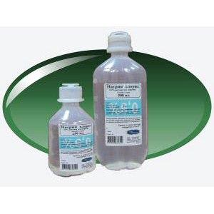 Физраствор натрия хлорида для ингаляций