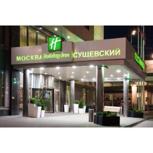 Холидей Инн Сущевский 4*, Россия, Москва фото