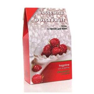 Соль для ванн   Dolce milk & dolce fruit фото