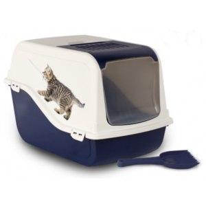 Туалет закрытый для кошек MP Bergamo Ариэль Дека Артикул: 1035157 фото