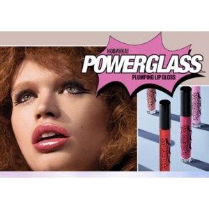Блеск для губ MAC Powerglass Plumping Lip Gloss  фото