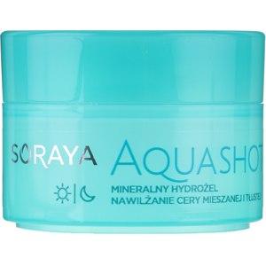 Гель для лица Soraya минеральный Aquashot фото