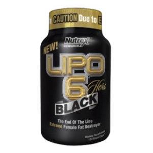 Спортивное питание Nutrex Lipo 6 black hers фото