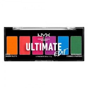 Палетка теней для век NYX Professional Makeup Ultimate Edit Petite Shadow Palette фото