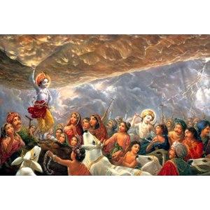 Ваишнавский праздник Говардхан Пуджа / Govardhan Puja, Нижний Новгород фото
