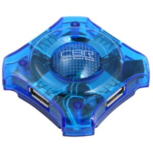 USB hub CBR Universal CH 127 Концентратор на 4 порта фото