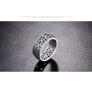 Серебряное кольцо Aliexpress BAMOER <b>100</b>% <b>925 Sterling Silver</b> ...