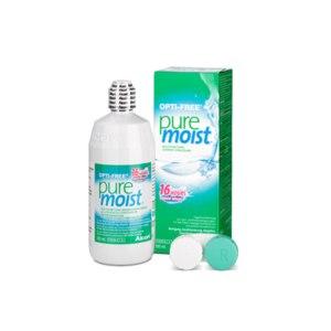 Раствор для контактных линз Alcon ОПТИ-ФРИ Pure Moist фото