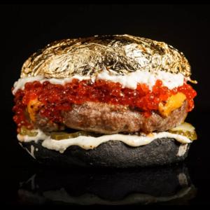 Бургер Burger Heroes Царь-бургер фото