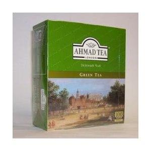 Чай зеленый AHMAD Green Tea фото