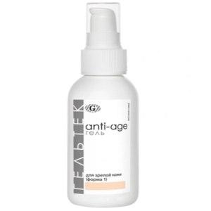 Гель для лица Гельтек Anti age для зрелой кожи (форма 1) фото