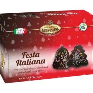 Печенье Ambrosiana Festa Italiana фото