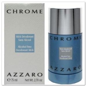 Дезодорант-стик Azzaro Chrom для мужчин фото