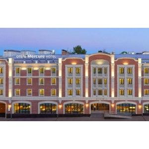 Mercure 4*, Россия, Нижний Новгород фото