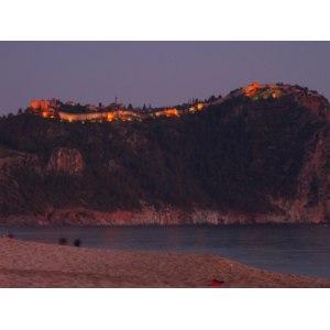 Турция, Алания, крепость Кале фото