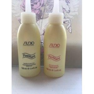 Средство для химической завивки волос в домашних условиях Kapous Лосьон и нейтрализатор фото
