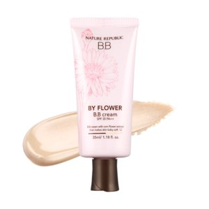 ВВ крем Nature Republic By Flower BB Cream фото