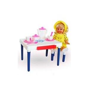 """Мебель для кукол Завод Огонек С-257  """"Малыш"""" фото"""