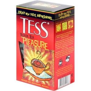 Чай в пакетиках Tess Pleasure фото