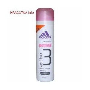 Дезодорант-антиперспирант Adidas Performance Action 3 Control фото