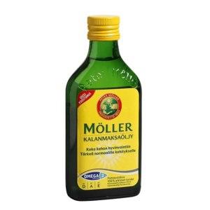 БАД Меллер Рыбий жир Moller фото
