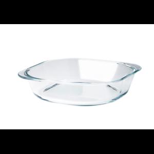 Форма для запекания IKEA ФОЛЬСАМ прозрачное стекло фото