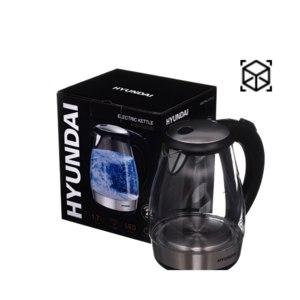 Электрический чайник HYUNDAI HYK-G2030 фото