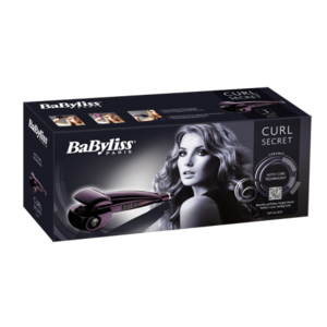 Щипцы для завивки Babyliss Curl Secret (auto curl technology) фото