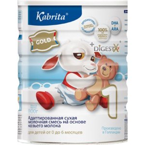 Детская молочная смесь Kabrita 1 фото