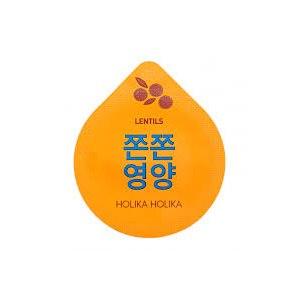 Ночная маска для лица Holika Holika Superfood Capsule Pack Firming Lentils фото