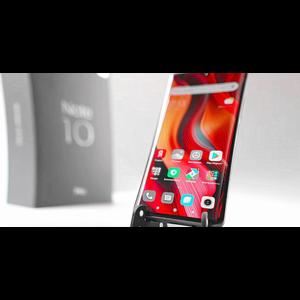 Мобильный телефон Xiaomi Mi Note 10 Pro 8 256Gb фото